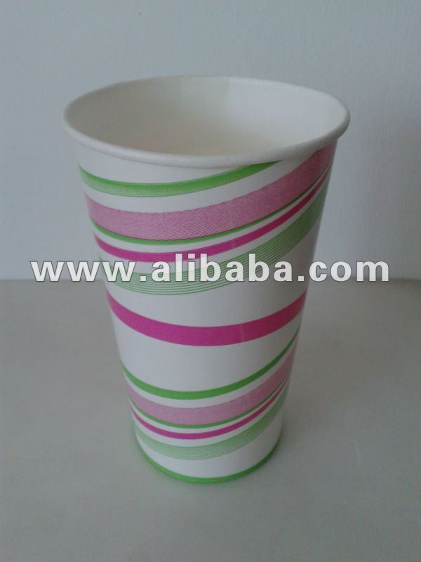 Paper Cup 16 OZ (Cold)