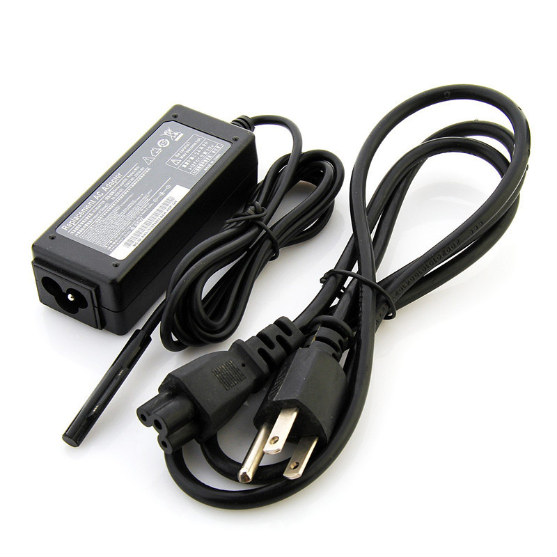 Hot Selling Portable 65W Replacement AC Adapter For Microsoft Surface Pro 3 UK Plug