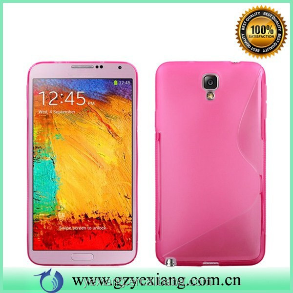Cheap Price Soft TPU Case For Samsung Galaxy Note 3 NEO Back Cover
