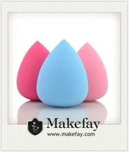Wholesale customized different color and shape latex free makeup sponge