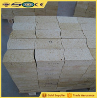 High alumina refractories for lining of industrial kilns