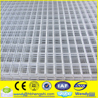 PVC coated welded wire mesh panel/10 gauge welded wire mesh