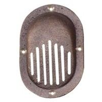 Marine Thru Hull Scoop Strainer - Small