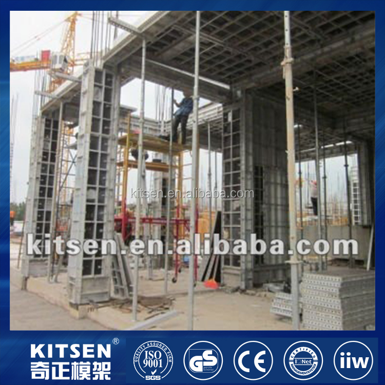 Adaptable Formwork Solutions Provider / Forsa Type Aluminum Concrete Forming System