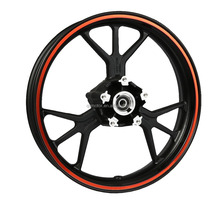 QS Wheel NZ2 17X3.0inch 17X4.0inch Gas Electric Motorcycle Alloy Aluminum Racing Wheel
