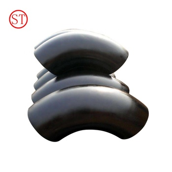 pipe fittings ASTM STD steel elbow Butt welding pipe fitting