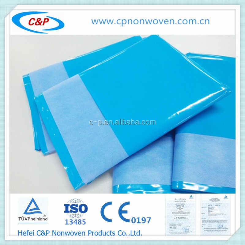 Sterilized Disposable Medical Mayo Trolley Cover for Operation