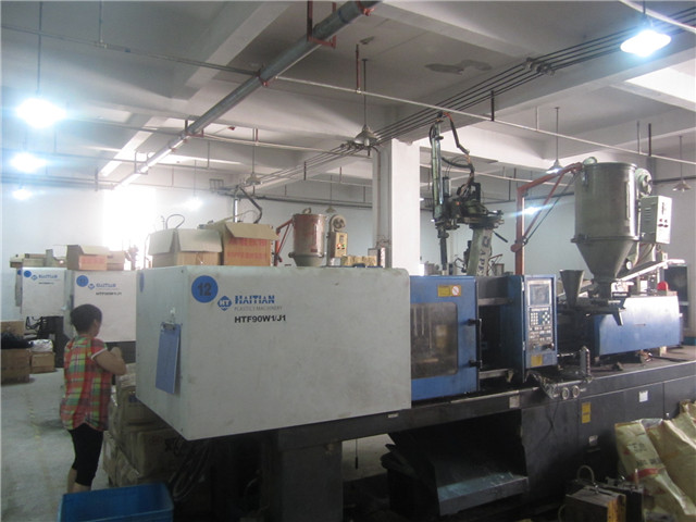 Plastic Parts Processing
