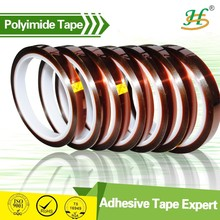 insulation gold finger polyimide film PI tape for pcb