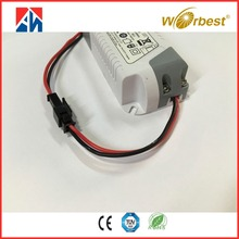Worbest CE TUV ERP ROHS open frame led driver 12w DC 12v 1A LED power supply