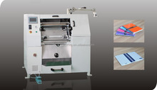 Automatic book binding machine with spiral wire