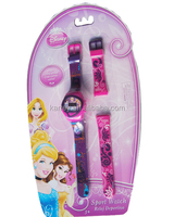 Cute Sport Digital Watch with changeable Straps