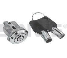 high security tubular small push pin lock