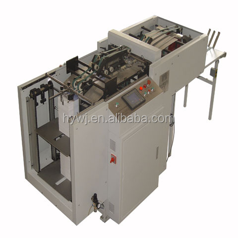 APM-400 automatic punching machine for binding book