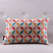 lastest fashion sofa cushion cover cheap printing cushion cover