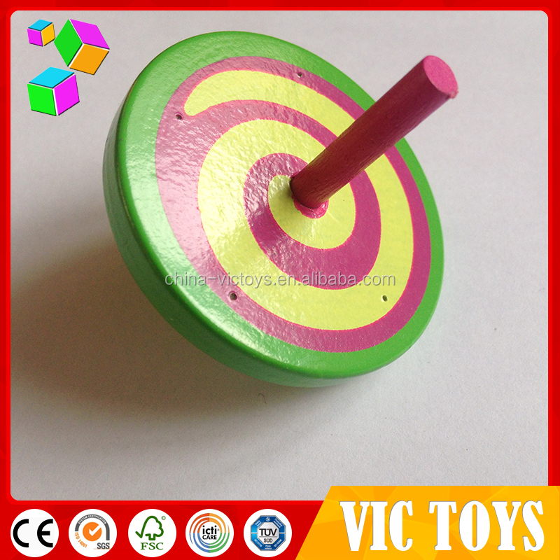 2016 best selling kids spinning top
