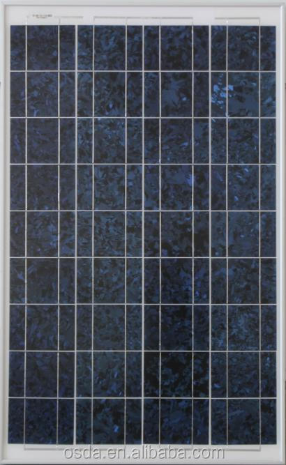 High quality poly solar panel 18V /120w