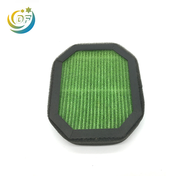 Photocatalytic filter ti02 hepa air replacement