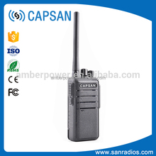 Professional wireless travel dual band radio programming software