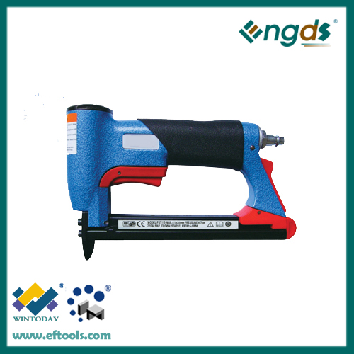 Hot sell high efficiency pneumatic crown stapler