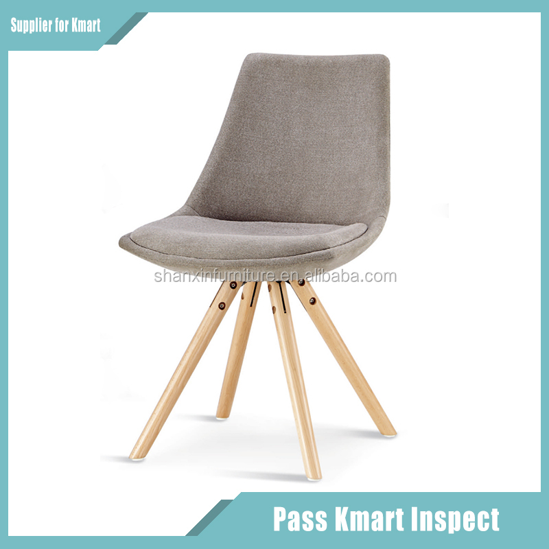 pp plastic chair furniture wood leg made in China used furniture