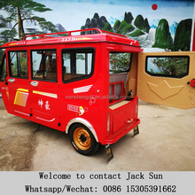passenger gasoline tuktuk tricycle for Africa motorcycle
