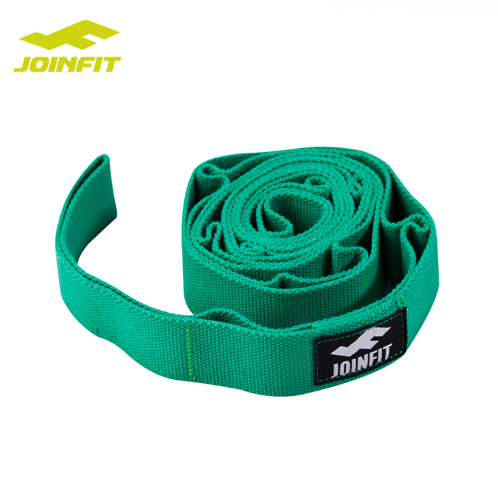 JOINFIT Fitness Stretch Band Yoga Strap /Gym Exercise Stretch Fabric 1.8 Meters Yoga Stretch