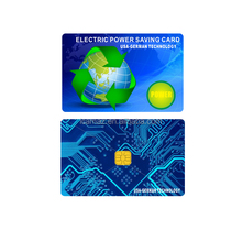 Reasonable price Bio Energy Card /Card Power Saver With highest ions 13000ions,OEM/LOGO