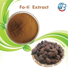 Hair Protection Chinese Natural Herb He Shou Wu/Fo-ti Extract Powder with Free Sample Provided