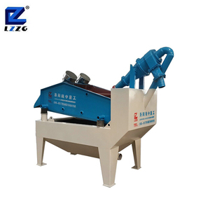 silica fine sand extraction machine