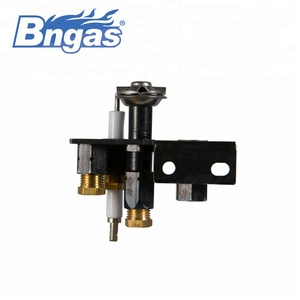 B880203 CE approved gas wall heater parts pilot with igniter