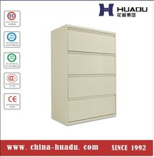 4 drawers Wide Laterial File Cabinet