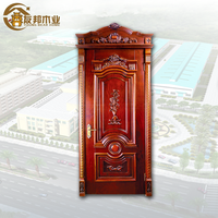 paint colors traditional government new style hospital room solid wooden door with flower designs size YBVD 6004