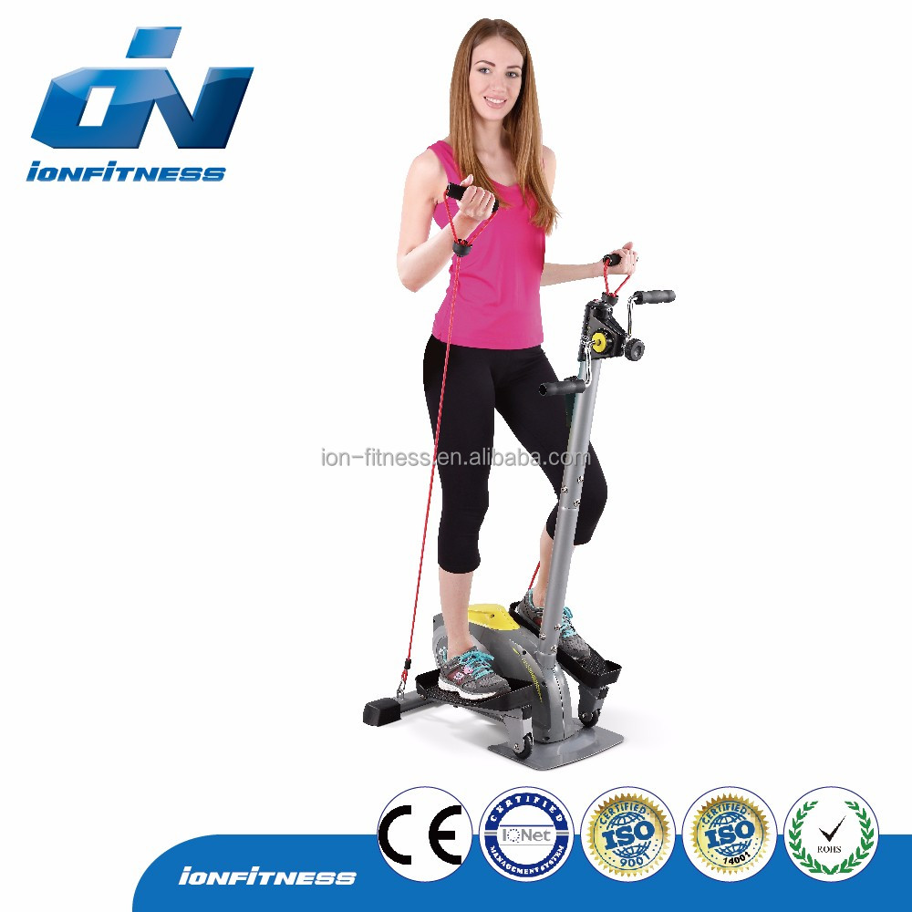 2016 New design hot sale fitness equipment IE08 home use Elliptical trainer