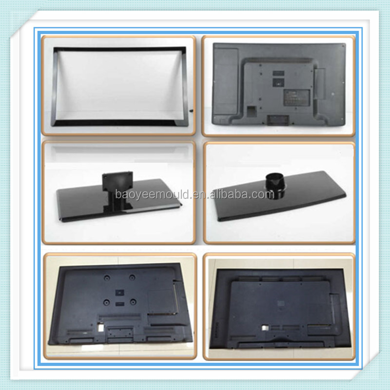 high quality household appliance tv parts plastic injection mould
