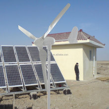 600w home use wind turbine water heating system