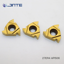 22IR 4 API506 AS300 CNC threading inserts cutting tool for steel