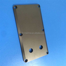 CNC machining dark anodizing aluminum fabricated products