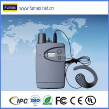 Group using wireless tour guide systems ,wireless interpreter systems PCBA manufacturer