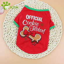 Free sample multi sizes designer matching dog and human pet clothes clothes