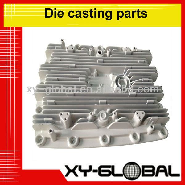 custom high quality 6061 aluminum die casting motorcycle engine parts manufacturers