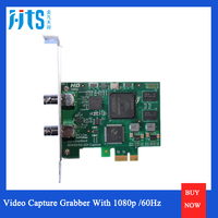 1080p Ypbpr HDMI DVI VGA PCIE USB PCI-E Video Grabber