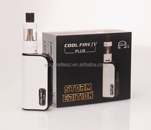 2016 Innokin Cool Fire IV Plus 70w box mod vape 3300mAh big battery e-cigarette