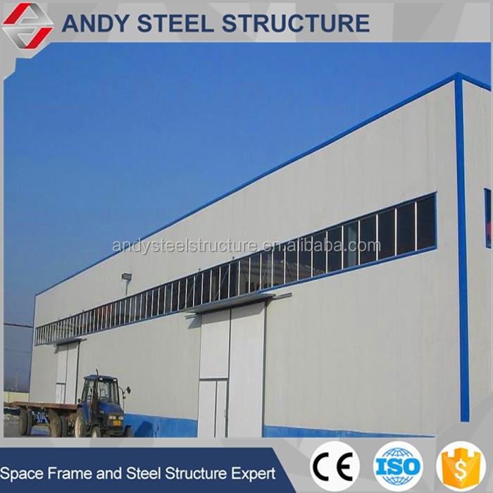Light Steel Grid Structure Space Truss Roof Web Frame Prefabricated Warehouse Workshop