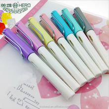 Promotional items for Office and Business Gift pen ,359A fashion colorful Hero Fountain Pen
