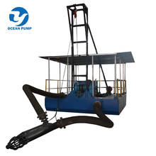 The manufacturer of sand dredger boat price