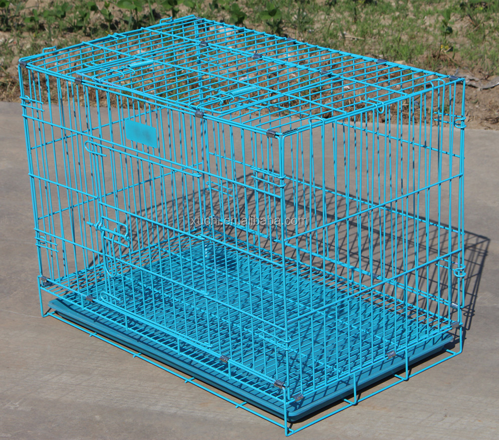 Folding Dog Kennel Removable
