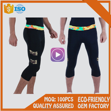 Wholesale compression gym fitness yoga pants