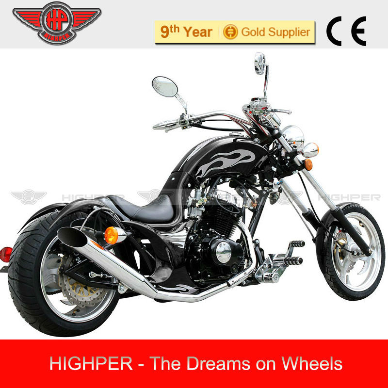 2013 High Quality 250cc 2 wheel Chopper motorcycle with EPA GS205