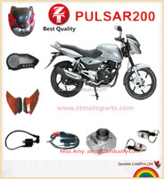 Cheap price!BAJAJ motorcycle parts bajaj pulsar 200NS, pulsar180 motorcycle Parts Motorcycle accessories for South America